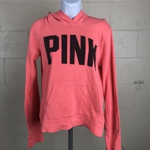 Pink By Victoria's Secret Women's Hoodie Size S Pi